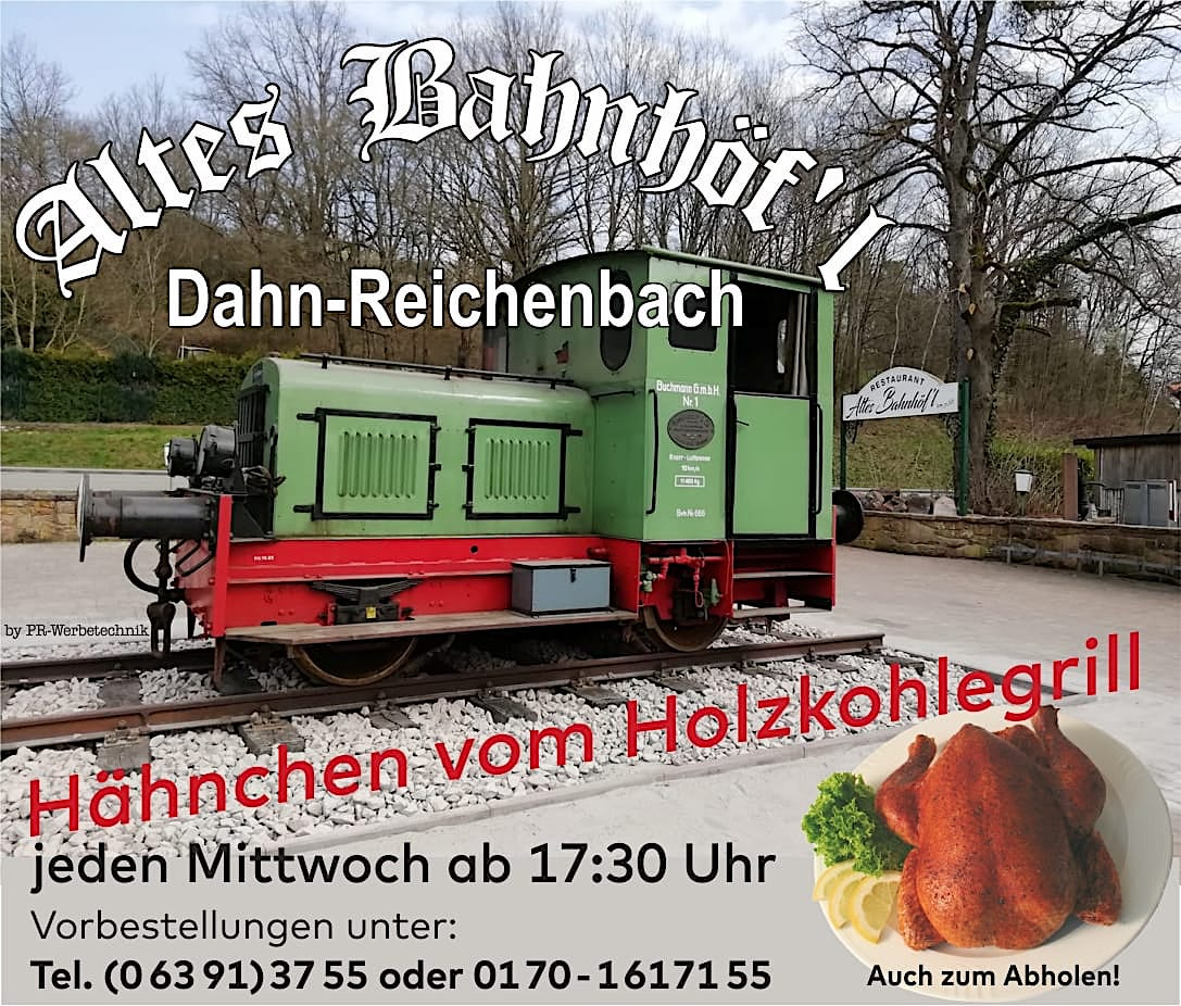 Restaurant Altes Bahnhoefl Drive-in